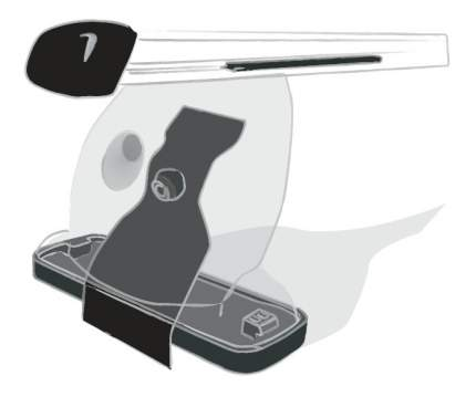 Установочный комплект для автобагажника Mont Blanc Toyota MB786115