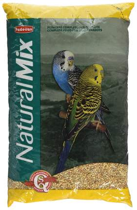 Основной корм Padovan для волнистых попугаев 5 кг, 1 шт