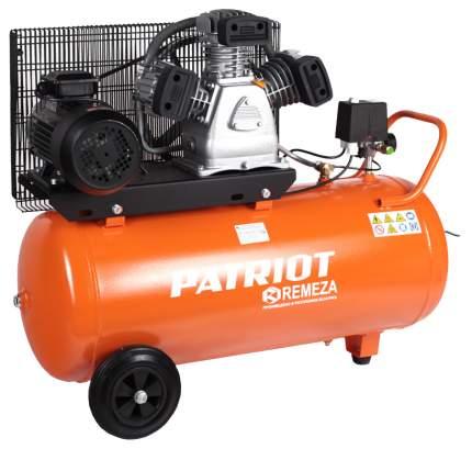 Ременный компрессор Patriot REMEZA СБ 4/С-100 LB 40 - 530 л/мин, 10 Атм, 380 В, 3,0 кВт