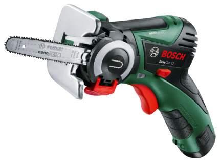 Аккумуляторная сабельная пила Bosch EasyCut 12 06033C9020