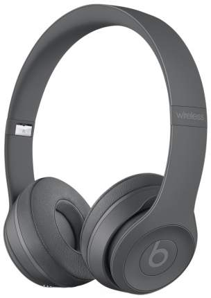 Беспроводные наушники Beats Solo3 Wireless Grey