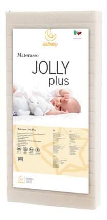 Матрас детский Italbaby Jolly Plus 60х120 белый