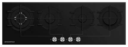 Встраиваемая варочная панель газовая MAUNFELD MGHG 124 20B Black