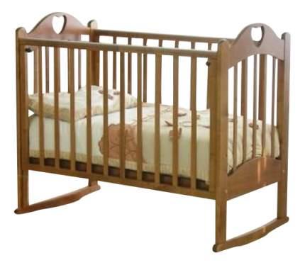 Кровать Красная звезда С-635 Любаша красно-коричневый