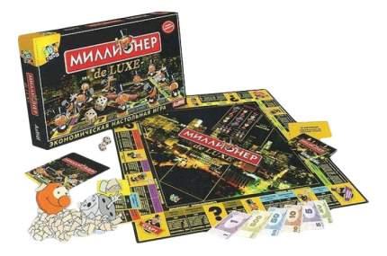 Экономическая настольная игра Fun Game Миллионер-делюкс