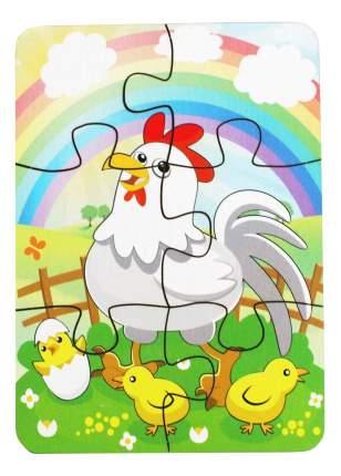 Пазл Мастер игрушек Курица и радуга