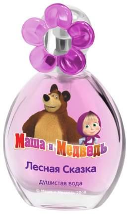 Детская душистая вода Маша и Медведь «Лесная Сказка» 35 мл