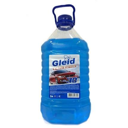 Жидкость стеклоомывателя Зимняя Gleid -30°C 5л gleid_1