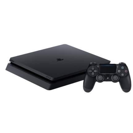 Игровая приставка Sony PlayStation 4 Slim 1Tb Black + Gran Turismo Sport
