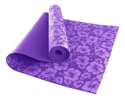 Коврик для йоги Hawk HKEM113-05 фиолетовый 5 мм