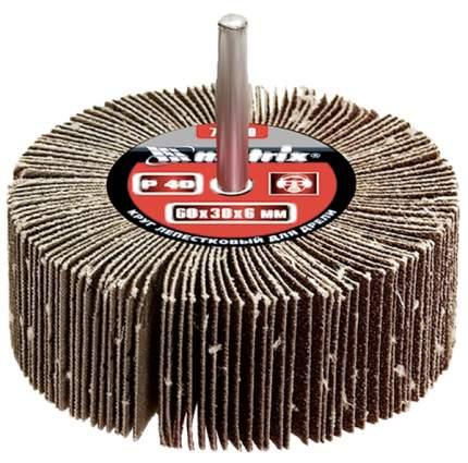 Круг лепестковый для дрелей, шуруповертов MATRIX 74124