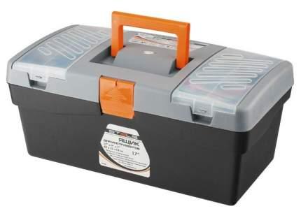 Пластиковый ящик для инструментов STELS 90704