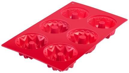 Форма для выпечки Westmark Silicone 30172270 Красный