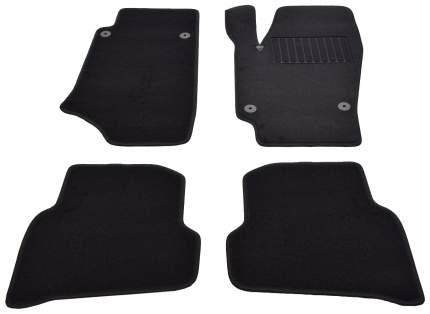 Комплект ковриков в салон автомобиля для Volkswagen SV-Design (5010-UNF3-14P)