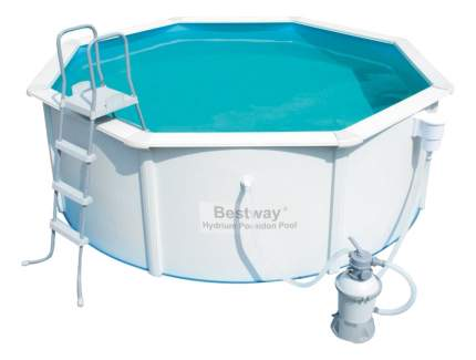 Бассейн каркасный Bestway Hydrium Pool Set 56574
