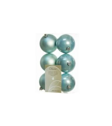 Набор пластиковых шаров Kaemingk 958130 Мятный