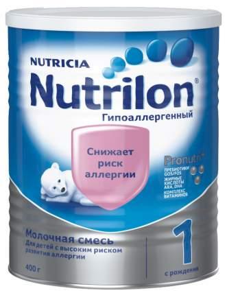 Молочная смесь Nutrilon Гипоаллергенный от 0 до 6 мес. 400 г