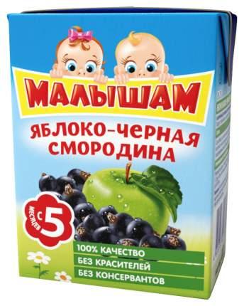 Нектар ФрутоНяня Малышам Яблоко и черная смородина с 5 мес 200 мл