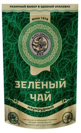 Чай зеленый Black Dragon изумрудный 100 г