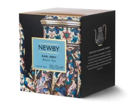 Чай черный Newby earl grey 100 г