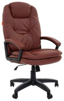 Кресло руководителя CHAIRMAN 668 00-07011067, коричневый