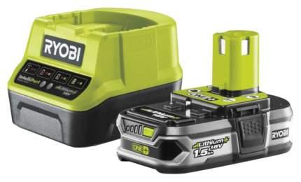 Комплект аккумуляторная батарея и зарядное устройство Ryobi ONE+ RC18120-115