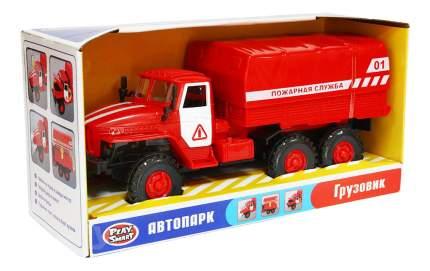 Грузовик инерционный Автопарк Пожарная служба Play Smart В48024