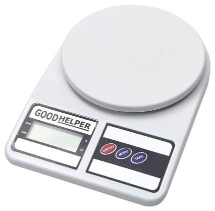 Весы кухонные Goodhelper KS-S01 Белый