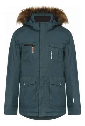 Куртка IcePeak для мальчика Sean Jr зеленая р.128