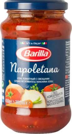 Соус томатный  Barilla наполетана с овощами 400 г