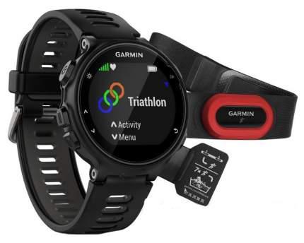 Смарт-часы Garmin 735XT HRM-Run черные