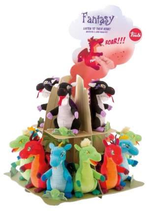Мягкая игрушка Trudi Мини-дракончики со зв, эфф, 14 см (в дисплее 16 шт.)