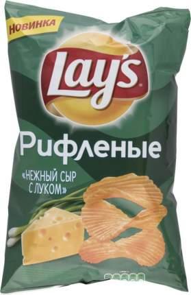 Картофельные чипсы Lay's нежный сыр с луком 150 г