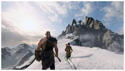 Игра God of War Day One Edition для PlayStation 4