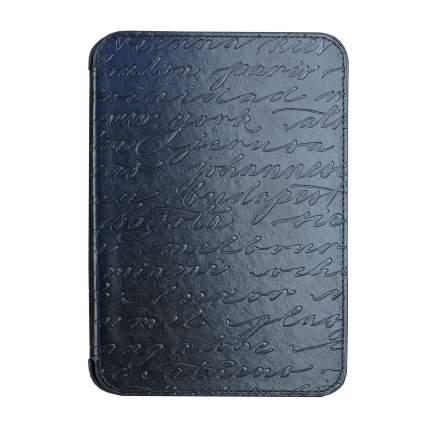 Чехол для электронной книги Onyx Boox С6 Black Leather