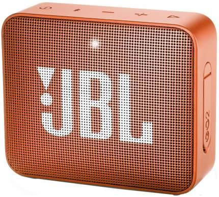 Беспроводная акустика JBL Go 2 Orange (JBLGO2ORG)
