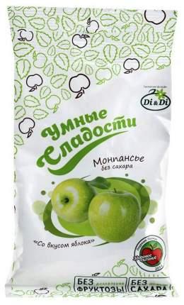 Леденцы Умные сладости  без сахара зеленое яблоко 55 г
