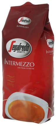 Кофе Segafredo intermezzo натуральный жареный в зернах 1 кг