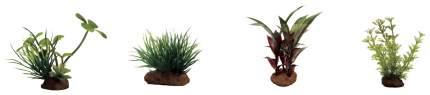 Искусственное растение ArtUniq Plants Set 4XS6 набор ART-1170604