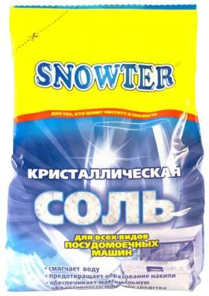 Соль для посудомоечных машин Snowter 1.5 кг