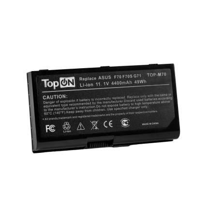 Аккумулятор для ноутбука Asus F70, G71, G72, M70, N70, N90, X71, X72 Series