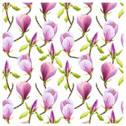 Постер из ткани вертикальный «Ранние цветы» JoyArty tp_18543