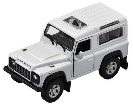Коллекционная модель Land Rover LRDCAWELDPW