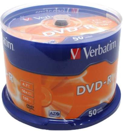 Диск Verbatim 43548