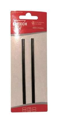 Нож для электрорубанка Elitech 178319