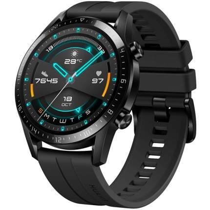 Смарт-часы Huawei Watch GT 2 Matte Black (LTN-B19S)