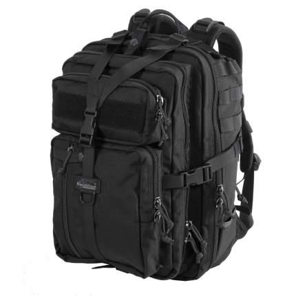 Городской и туристический рюкзак Kahu City 30 л черный