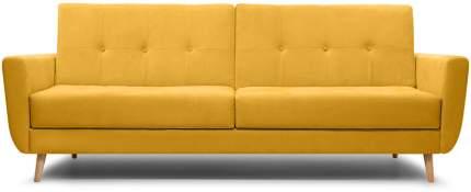 Диван Лайтси Velvet Yellow