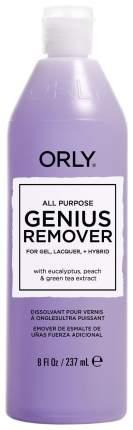 Жидкость для снятия лака ORLY Genius All Purpose Remover 237 мл