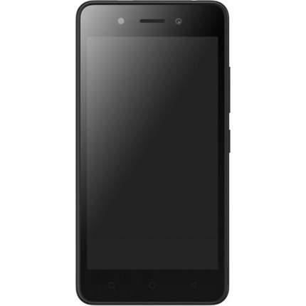 Смартфон ITEL A16 Plus DS Phantom Black